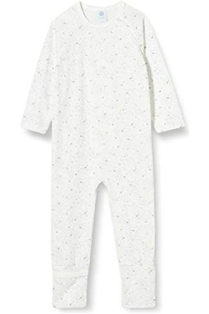 Sanetta Baby flicka trasig GOTS certifierad overall off-white