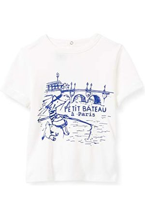 Petit Bateau Baby-flicka t-shirts