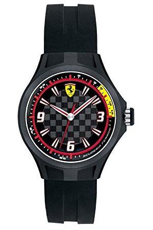 Ferrari Armbandsur för män XL analog kvarts silikon 0820001