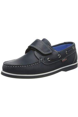 Pablosky Pojkar zapato intemporala stövlar skor, blå24 EU