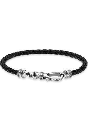 Thomas Sabo Män silver uttalande armband A1931-682-11-L19, 21 cm