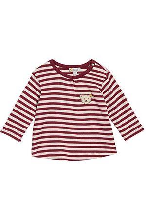 Steiff Baby flickor T-shirt långärmad topp