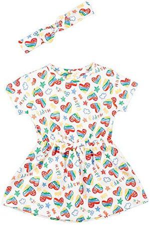 Top Top Top Baby-flicka ögonklänning