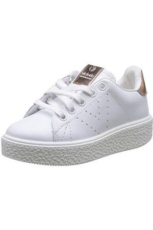 victoria Unisex barn Utopía Relieve Piel Sneaker, naken 170-30 EU