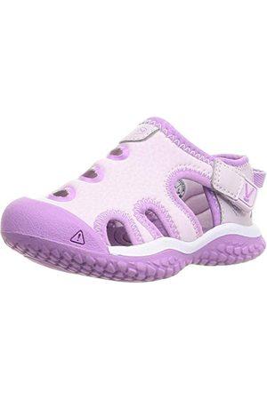 Keen Unisex barn Stingray-t sandaler, Lavender fog afrikansk violett - 19 EU