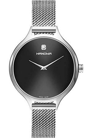 Swiss Military Hanowa Unisex vuxna analog kvartsklocka med rostfritt stål armband 16–9079.04.007