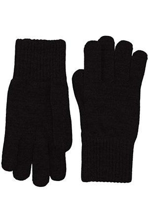 Wrangler Grundläggande handskar för män svarta handskar