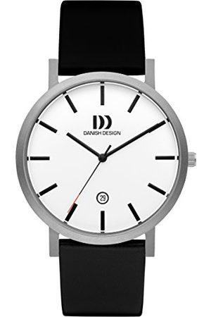 Danish Design Dansk design unisex armbandsur dansk design IQ12Q1108 analog kvarts läder IQ12Q1108