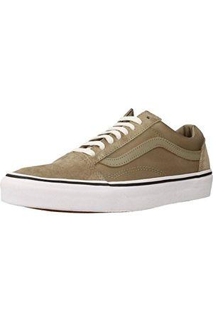 Vans Dam Boom Old Skool Sneaker, vit42 EU