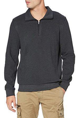 Pierre Cardin Herr sweat-shirt Structure sweatshirt