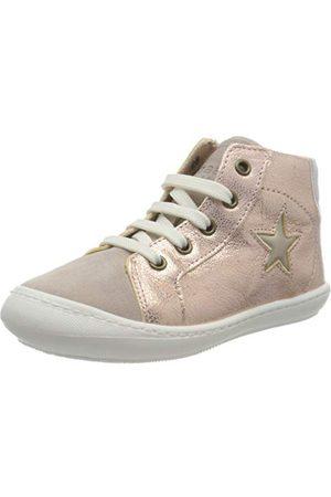 Bisgaard Unisex Baby Vilfred Sneaker, rosguld25 EU
