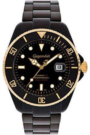 Gigandet G2-014 – Klocka för män, rostfritt stålband
