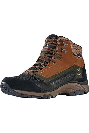Haglöfs Herr Skuta Mid Proof Eco Trekking- & vandringskängor, , Braun Oak Deep Woods 47t - 43 1/3 EU