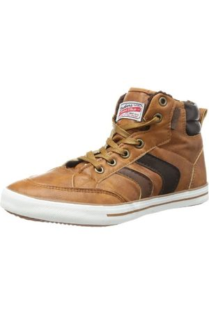 Dockers 337231-133014, sneakers för flickor, Brown Braun Natur38 EU