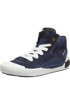Geox Pojkar J Alonisso Boy C hög sneaker, C0057-35 EU