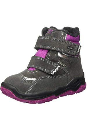 Primigi Flicka Pgygt 63625 First Walker Shoe, Grig Sc magenta21 EU