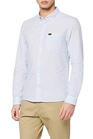 Lee Herr Slim Button Down fritidsskjorta