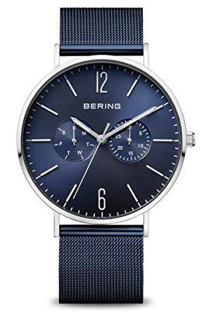 Bering Herr analog kvartsklocka med rostfritt stål armband 14240–303