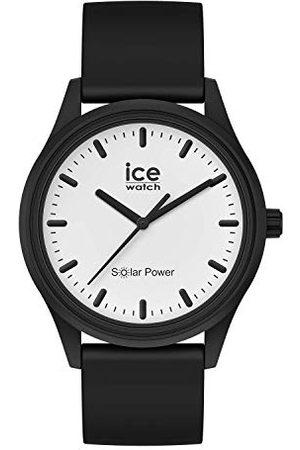 Ice-Watch – ICE solar power Moon – herr/unisexklocka med silikonarmband – 017763 (medium)