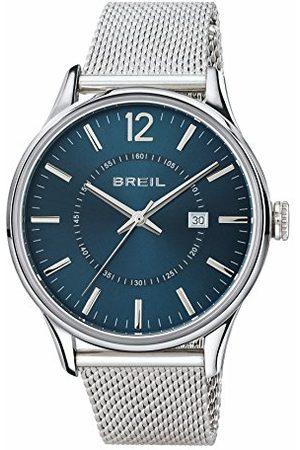 Breil Män analog kvartsur med rostfritt stål armband TW1560