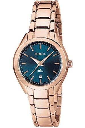 Breil Dam analog kvartsklocka med rostfritt stål armband TW1616
