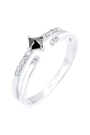 Elli Dam 925 sterlingsilver ring e , M, colore: , cod. 0612560216_52