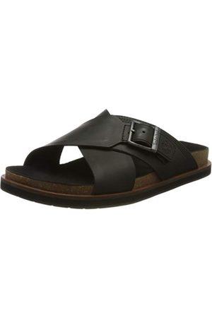 Timberland Män Amalfi Vibes Cross Slide sandaler, läder41.5 EU