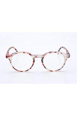 Visionblue Unisex-vuxna PC03 Safari Blue +3, 00 sportglasögon, (Noir/bleu), 55,0