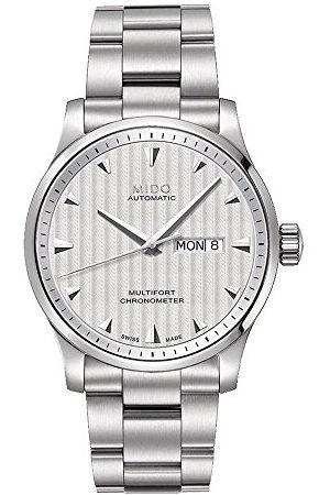 MIDO Herr analog automatisk klocka med rostfritt stål armband M0054311103100