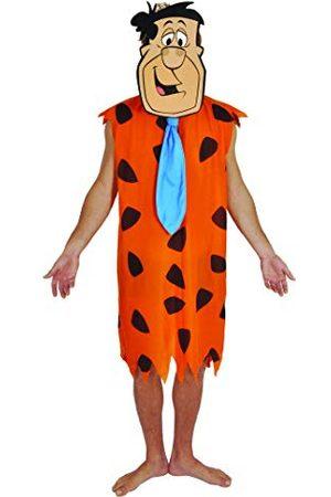 CIAO Herr Fred Flintstones costume original adulto (Taglia unica) kostymer, , en storlek