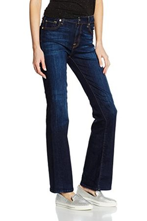 7 for all Mankind Dam bootcut jeansbyxor
