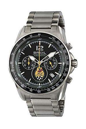 Breil Herr analog kvartsklocka med rostfritt stålrem TW1831