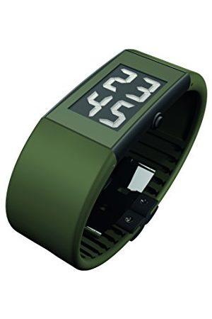 Rosendahl Digital kvartsklocka för män med plastrem 43109