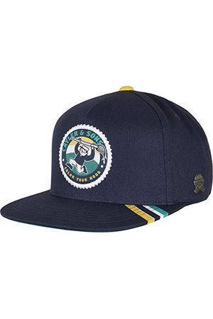 Cayler & Sons Unisex basebollkeps C&S CL färgglad Hood Cap keps, navy/mc, en storlek