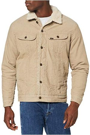 Lee Herr Sherpa denim jacka