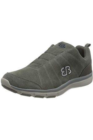 BRUTTING Herr Dallas Slipper Slip On Sneaker, marin44 EU