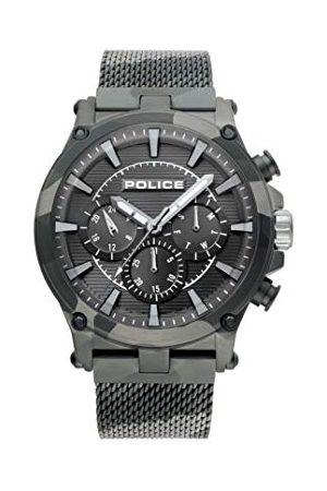 Police Polis klassisk klocka PL15920JSMB.02 mm