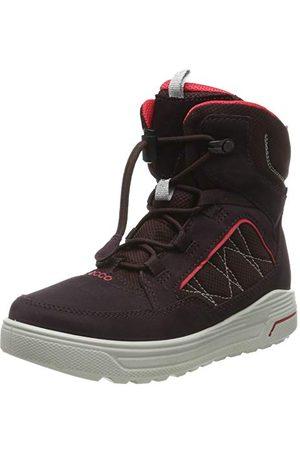 Ecco Pojkar urban snowboardåkare hög sneaker, Violett Fig Teaberry 51641-28 EU