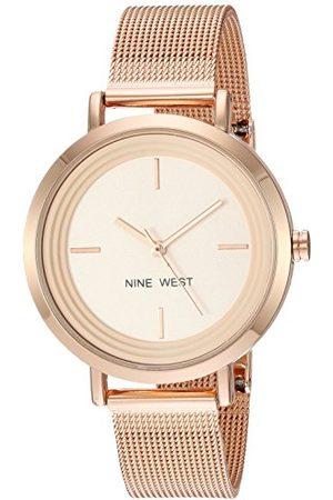 Nine West Nio West damarmbandsur, guldfärger armband rosguld