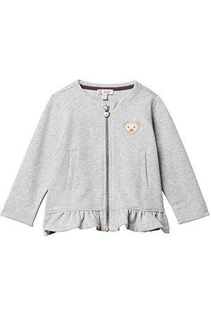 Steiff Unisex babytröja cardigan sweatshirt