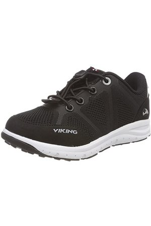 Viking Unisex barn Ullevaal Outdoor träningsskor, Black Grey 203-31 EU