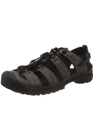 Keen Targhee 3 stängd tå sport sandal för män, - grå - 46 EU