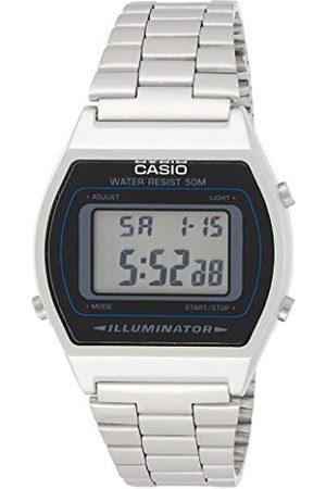 Casio Collection unisex retro armbandsur armband En storlek /grå