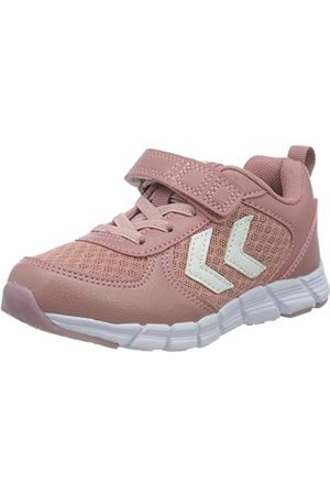 Hummel Unisex barn Speed Jr Sneaker, Askrosa35 EU