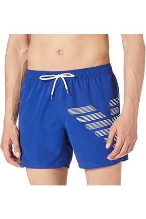 Armani Emporio Armani badkläder herr boxer feta logo örn Swim Trunks