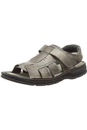 Comfortabel Bekväma män 610200 sandaler, GRÅ40 EU