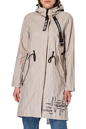 Freaky Nation Dam Lahti-fn trenchcoat