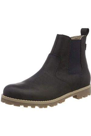 Froddo Unisex barn barn Ankle Boots G3160089 snökängor, Dark Blue I17-26 EU