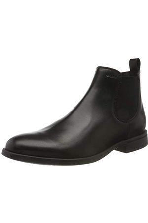 Geox Män U Domenico A Chelsea Boot, svart40 EU