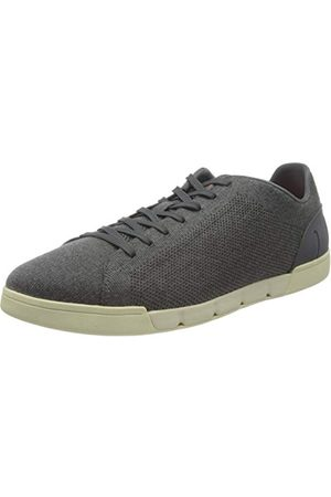 Swims Herr brieze tennis knit Wool Low Sneaker, grå43 EU